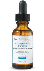 Blemish Age Defense